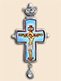 Pectoral cross NK020